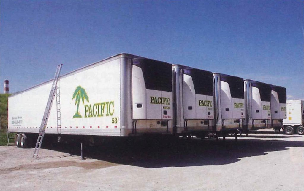 Pacific Trucking with Super Therm®
