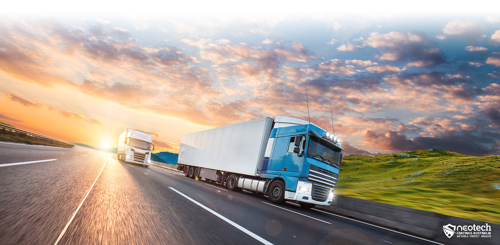 Truck and Reefer Insulation coating - Super Therm