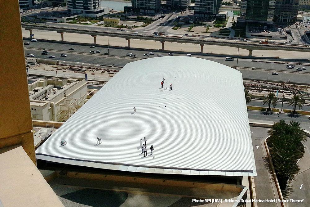 Address Dubai Marina Hotel, Super Therm®