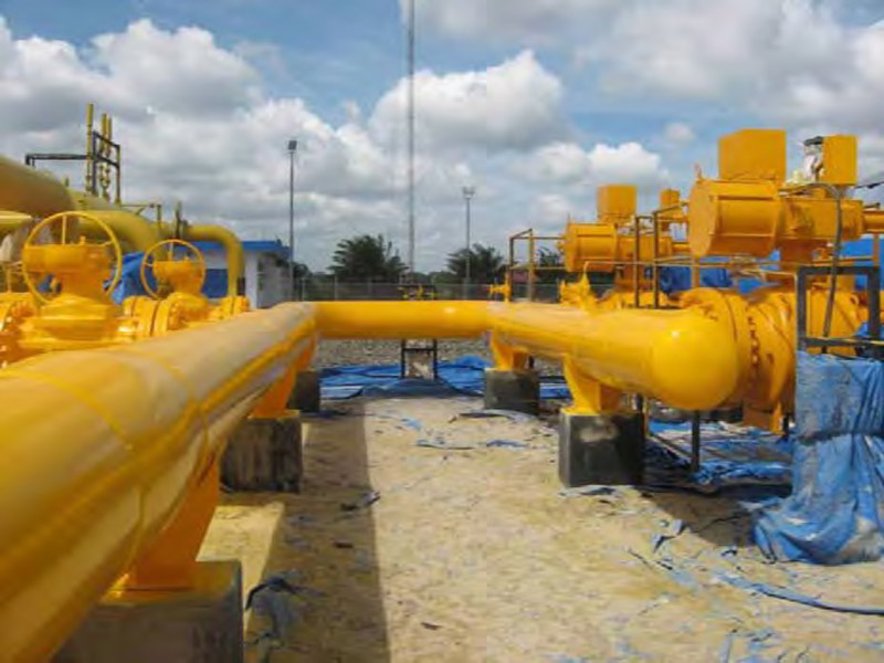 Chevron Pacific Gas Pipelines, Indonesia