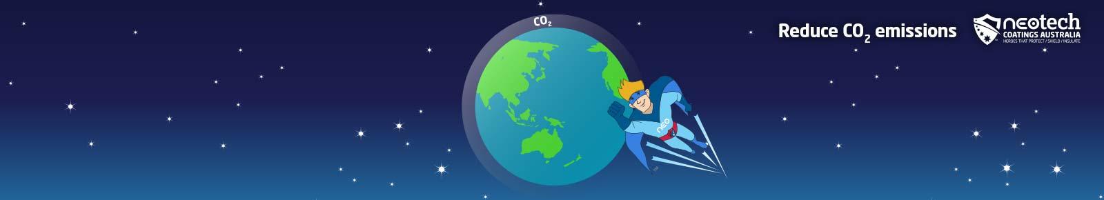 NEOtech Coatings Australia Reduce CO2 emissions