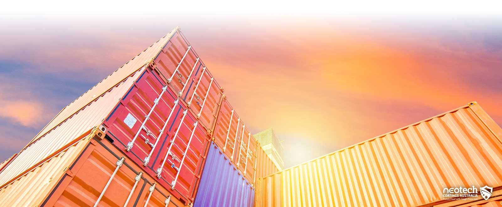 Shipping Containers Heat Block Coatings NEOtech Coatings - Super Therm