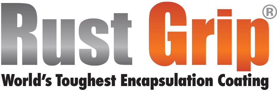 Rust Grip World's Toughest Encapsulation Coating