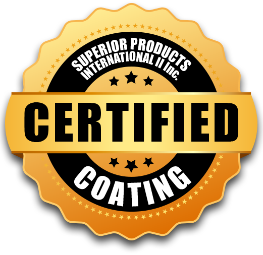 Superior Products International II Inc. Certified Coating