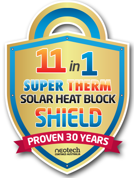Super Therm® Insulation Coating ©NEOtech Coatings Australia